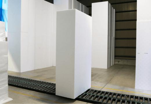 ブロック成形品